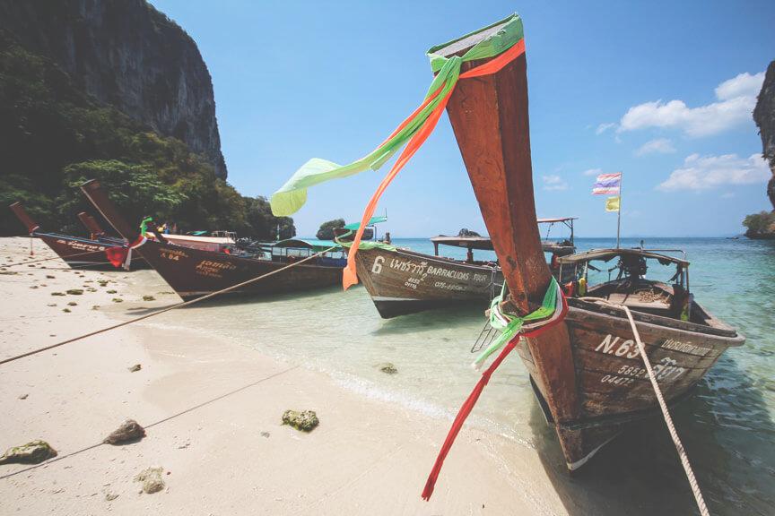 Abenteuer Krabi – Wanderung zum Viewpoint und zur Railay Beach Lagoon