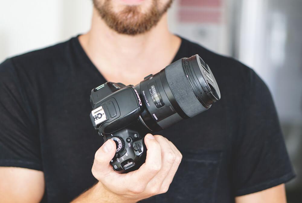 Canon-650d-Spiegelreflex-kamera-handhabung