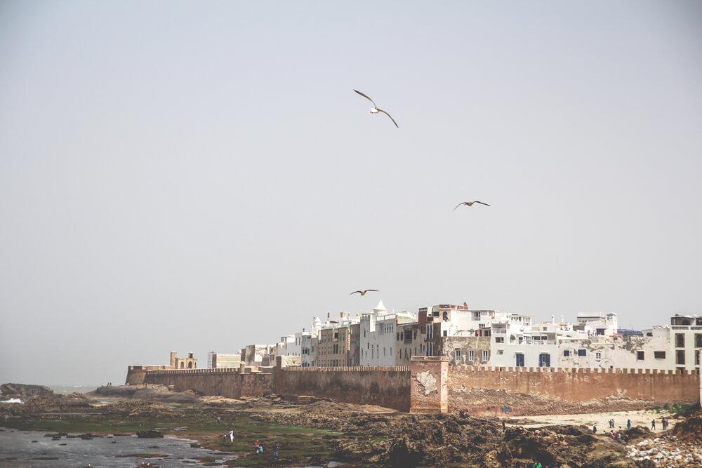 Hafen-Essaouira-Medina-Mauer-Altstadt-Atlantik