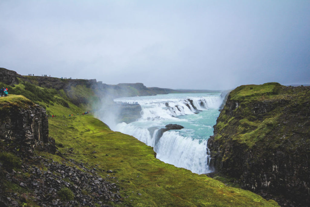 Islands-Golden-Circle-Gullfoss-Wasserfall