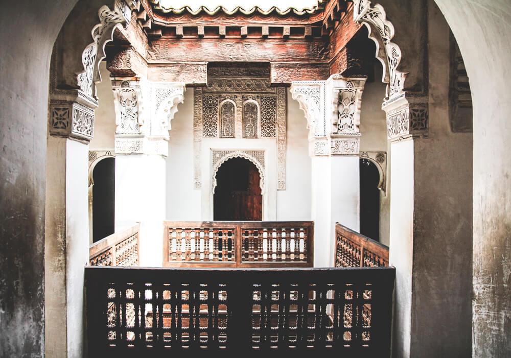 Koran-Schule-Marrakesch-Medina
