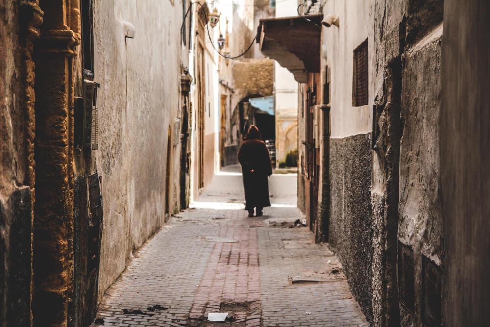Marokko-Rundreise-Essaouira-Gassen-Medina-Orientalisch