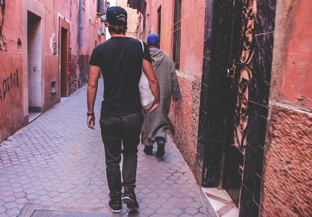 Marrakesch-Stadtfuerhung-Tour-Guide-Marokkk-Medina
