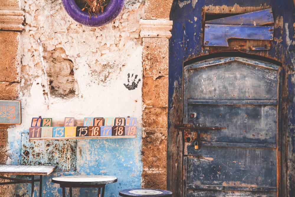 Medina-Essaouira-Marokko-Altstadt-Gassen-Kunst-1
