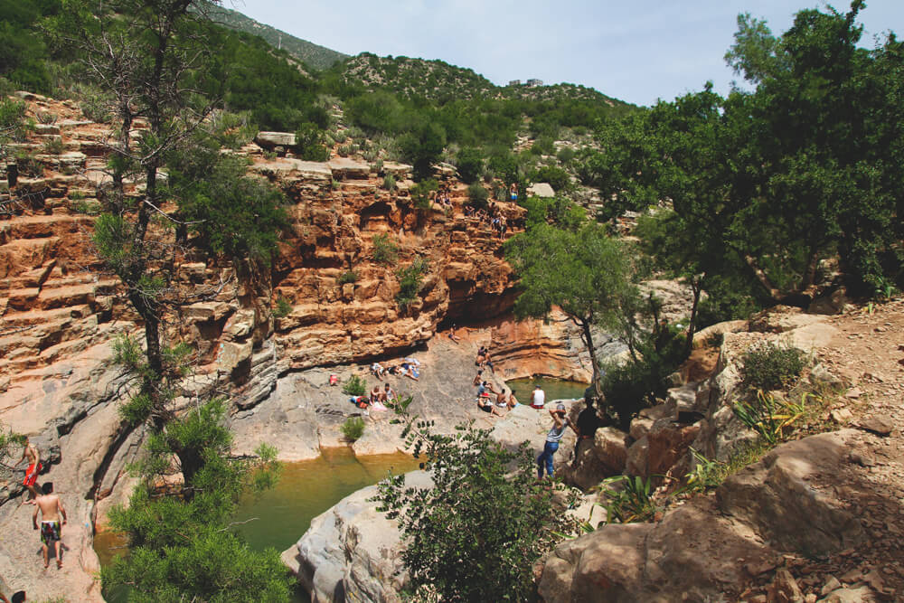 Oase-Tal-Paradise-Valley-Taghazout-Agadir-Marokko