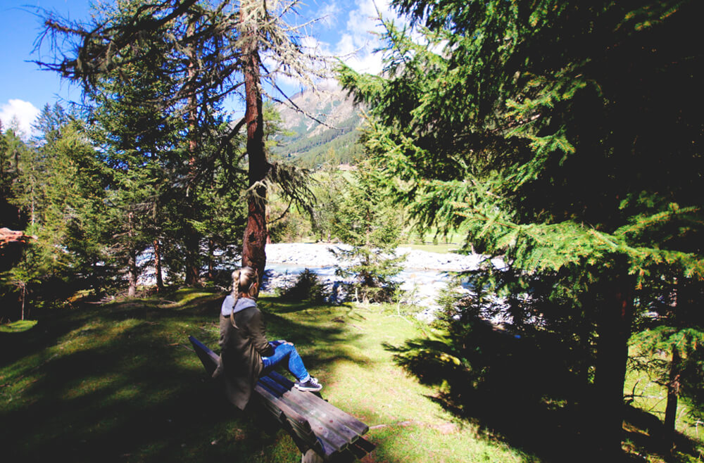 Oetztal-Oesterreich-Wandern-Berge-Wald-Fluss-Tirol