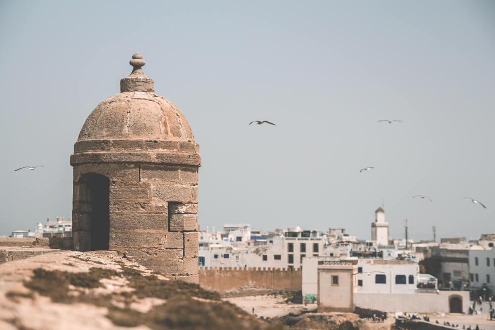 Port-Essaouira-Festung-Medina-Altstadt-Marokko-Kunst