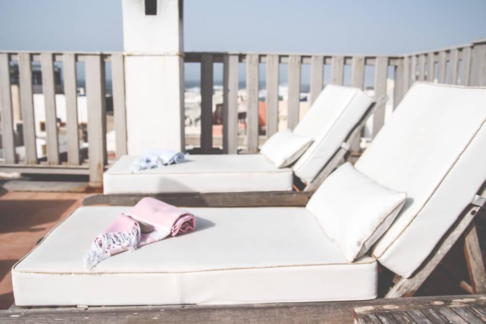 Riad-Lyon-Mogador-Essaouira-Marokko-Sonnenliege-Terrasse