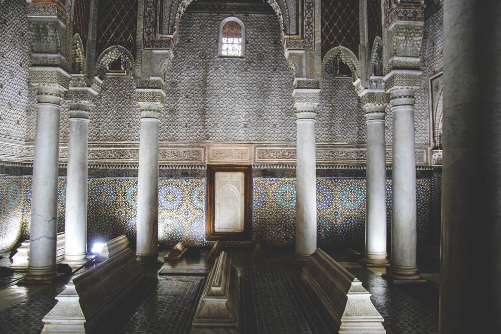Saadier-Grab-Sultan-Marrakesch-Stadtfuehrung