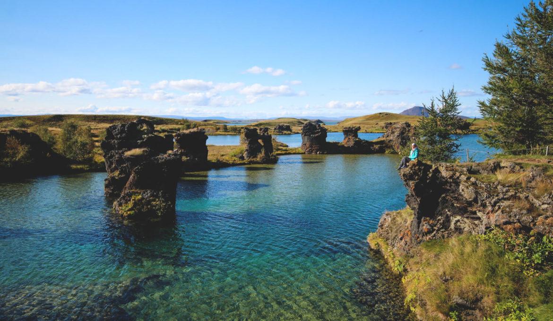 Die Sehenswürdigkeiten im Norden Islands in der Übersicht