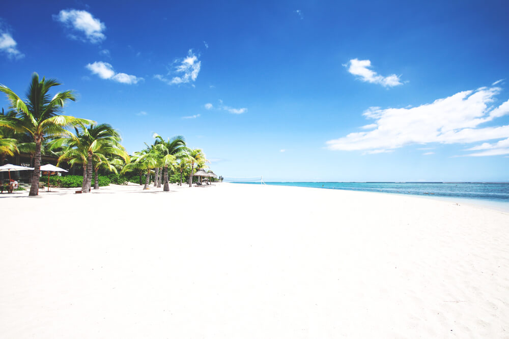 Le-Morne-Beach-Strand-Mauritius-Ozean