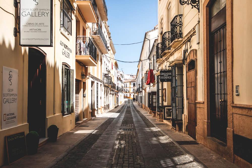 Altstadt-Ronda-Spaziergang-Andalusien-Spanien