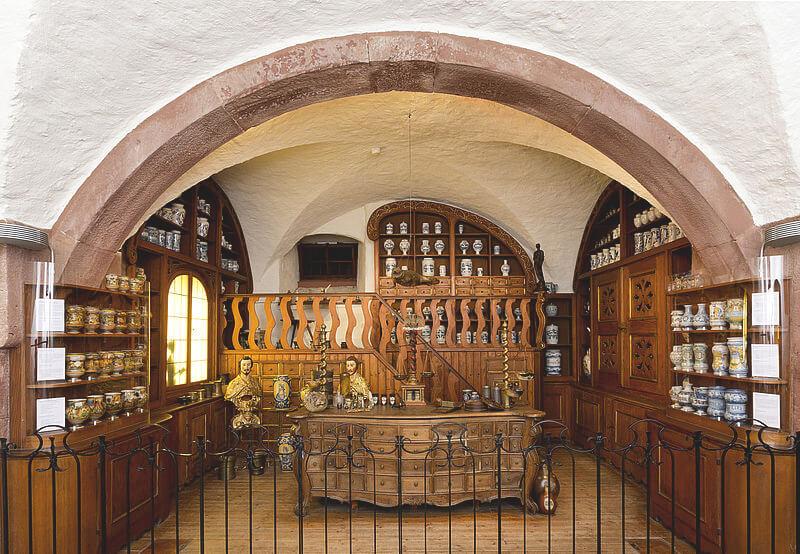 Apothekenmuseum-Heidelberg-Highlights