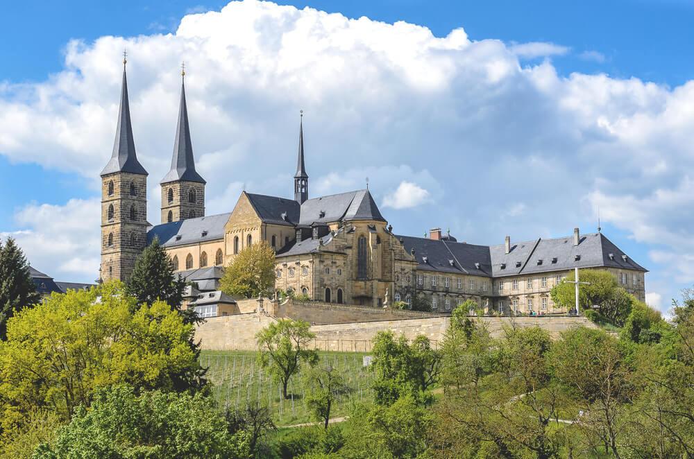 Kloster Michaelsberg Bamberg Sehenswürdigkeiten
