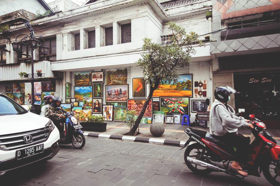 Bandung-City-Java-Indonesien