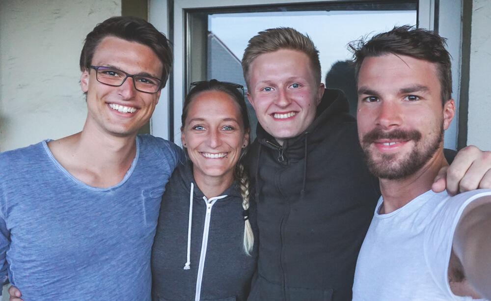 Couchsurfing-Kiel-WG-Lukas-Bene-Host