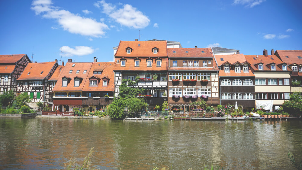 Fischerei-Klein-Venedig-Stadt-Bamberg-Bayern-Altstadt