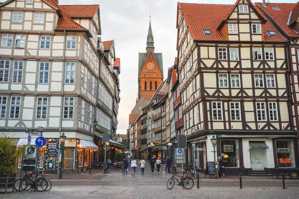 Hannover-Sehenswuerdigkeiten-Altstadt-Fassaden