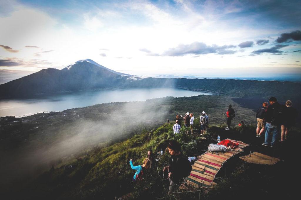 Indonesien-Bali-Mount-Batur-Vulkan-Besteigung-1