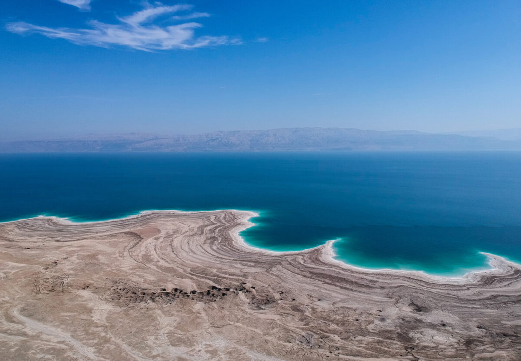 Israel-Totes-Meer-Anreise-Auto-Aussicht
