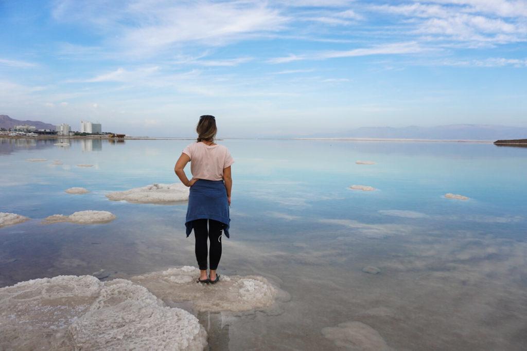 Israel-Totes-Meer-Bolle-Aussicht-Salz-En-Bokek