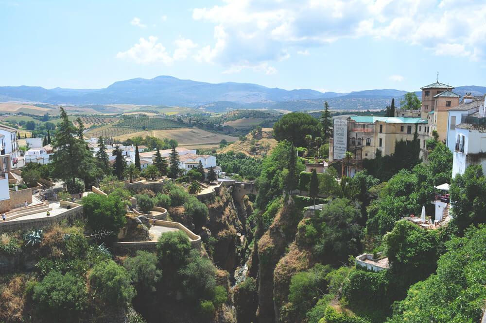 Jardins-Ronda-El-Tajo-Andalusien-Spanien