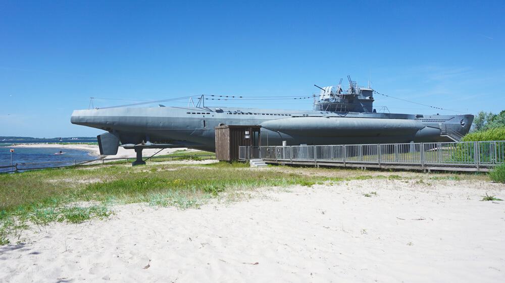 Kiel-Laboe-Marine-Uboot-Schleswig-Holstein-Foerde-Museum