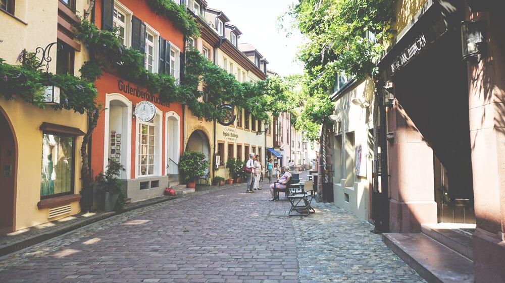 Konviktstrasse-Freiburg-Altstadt