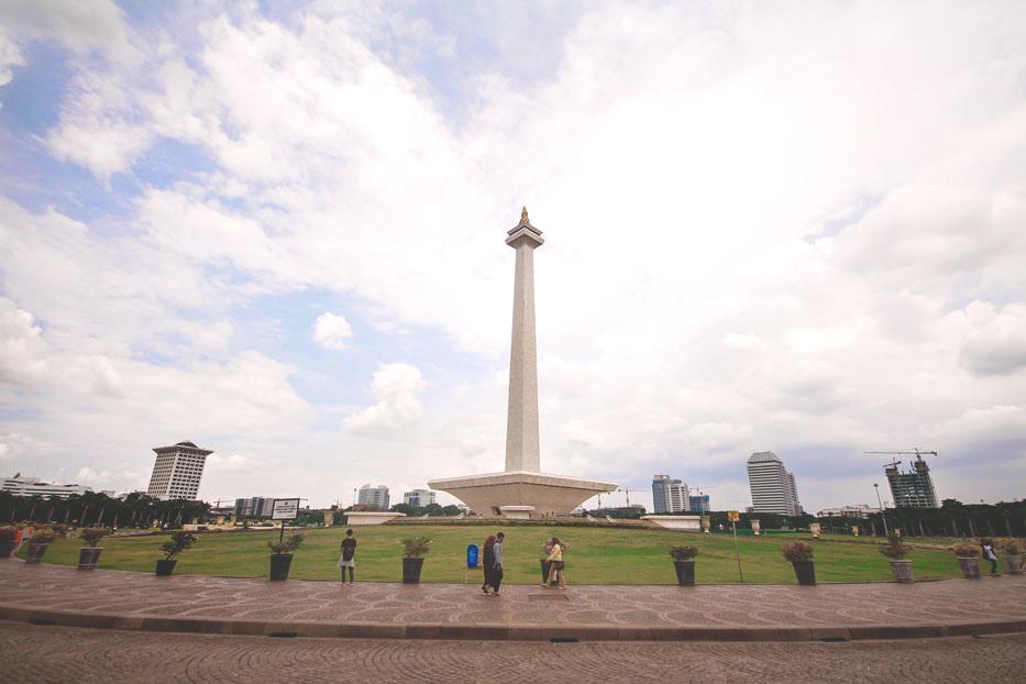 Monument-Nasional-Jakarta-Java-Indonesien