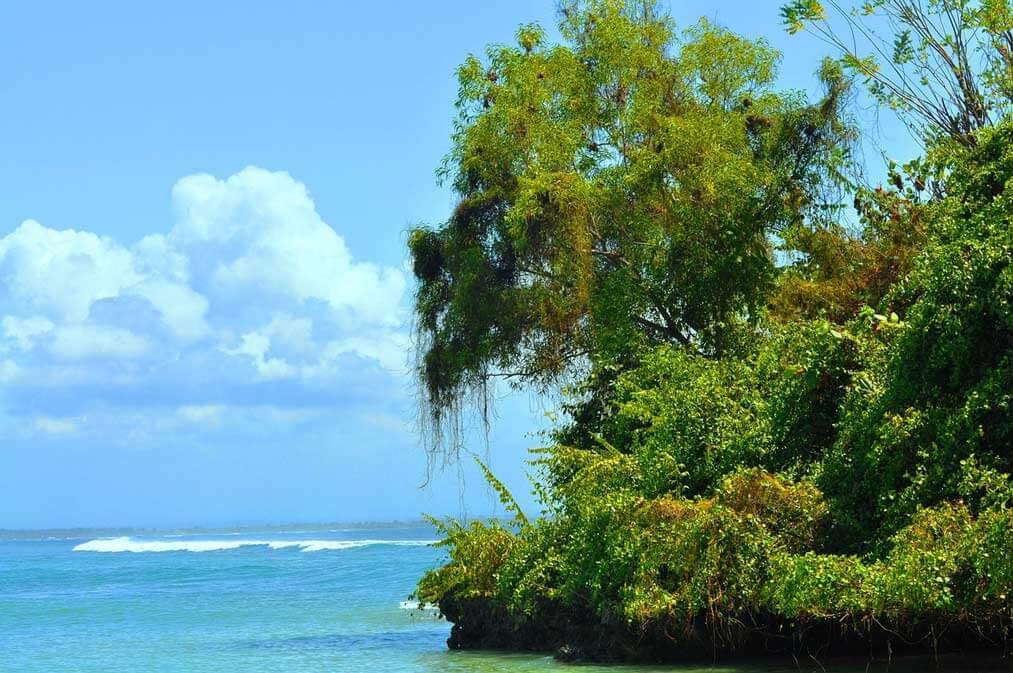 Nusa-Dua-Bali-Strand-Bukit-Halbinsel-Bali-Indonesien