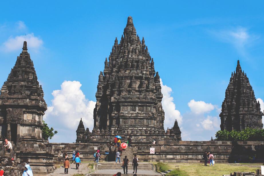 Prambaran-Tempel-Yogyakarta-Indonesien-Java