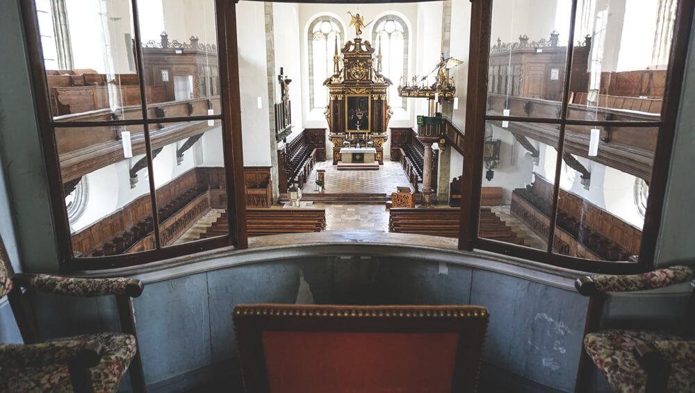 Regensburg-Dreieinigkeitskirche-Alstadt-Innenansicht