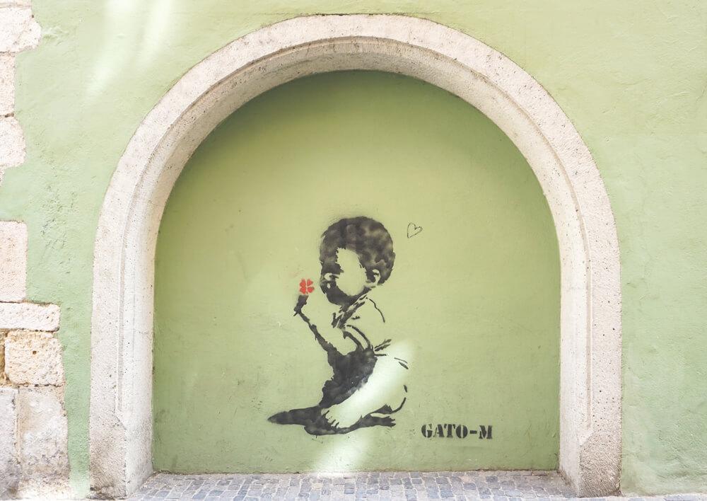 Regensburg-Street-Art-Graffitti-Schablone-Altstadt-Bayern