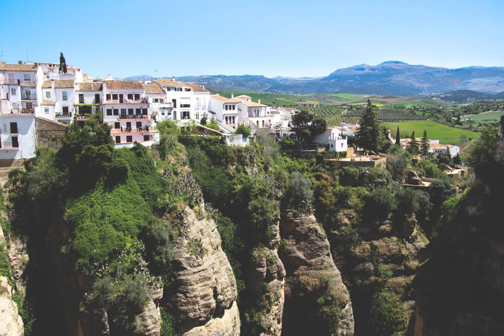 Ronda-Andalusien-Tagesausflug-Aussicht-Neue-Bruecke