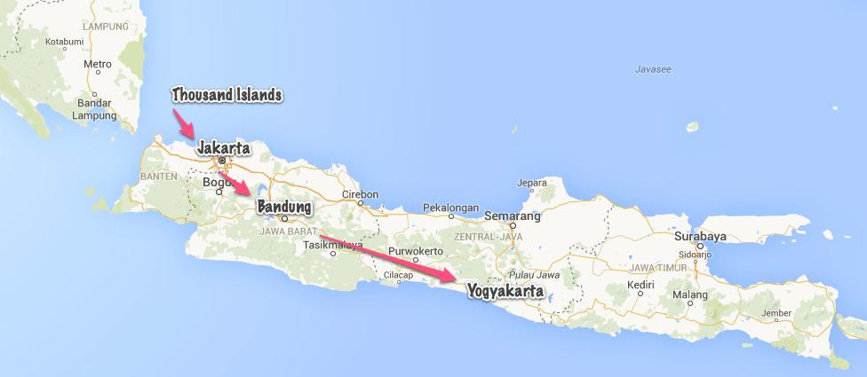 Route-Rundreise-Java-Zugrundreise