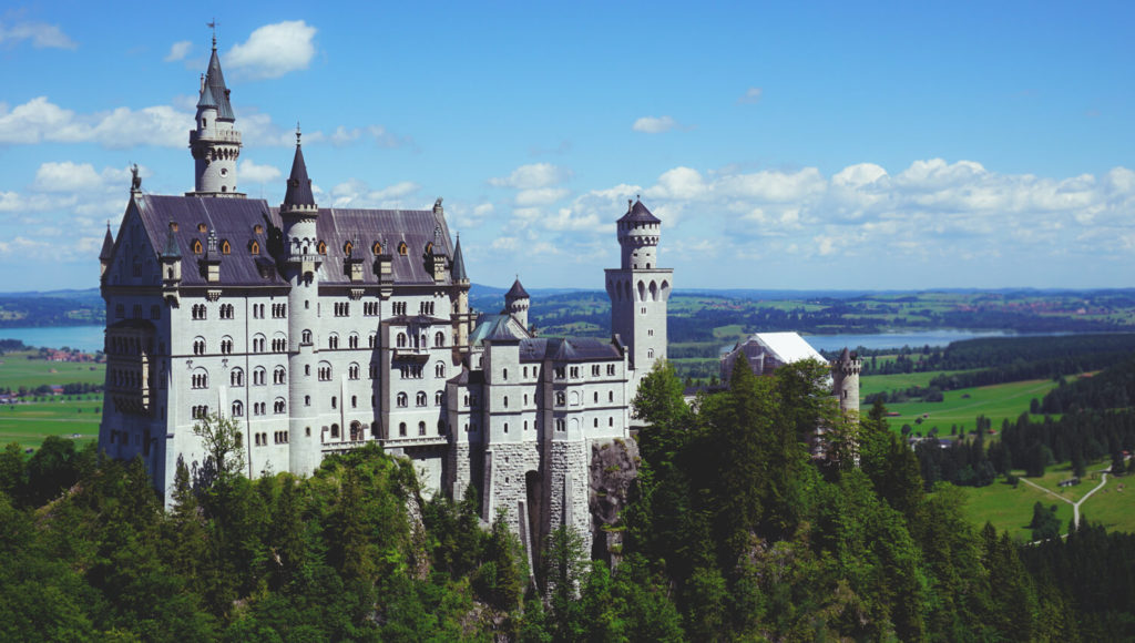 Rundreise-Deutschland-Bayern-Fuessen-Schloss-Neuschwanstein