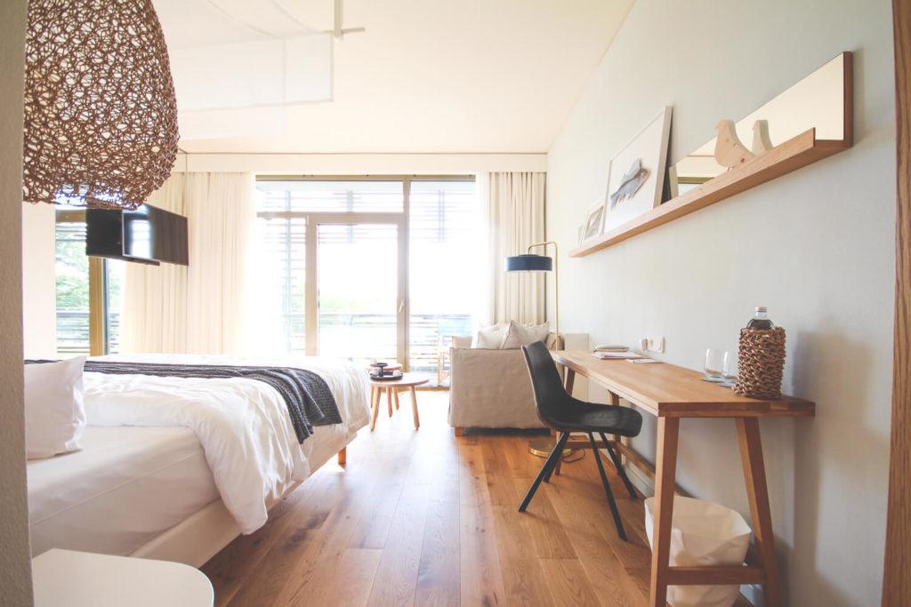 Seezeitlodge-Saarland-Zimmer-Suite