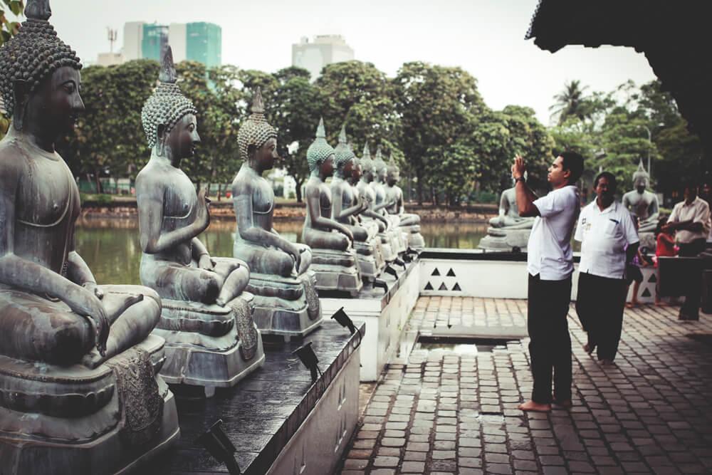 Sri-Lanka-Colombo-Tempel-Hinduismus-Religion-Sehenswuerdigkeiten