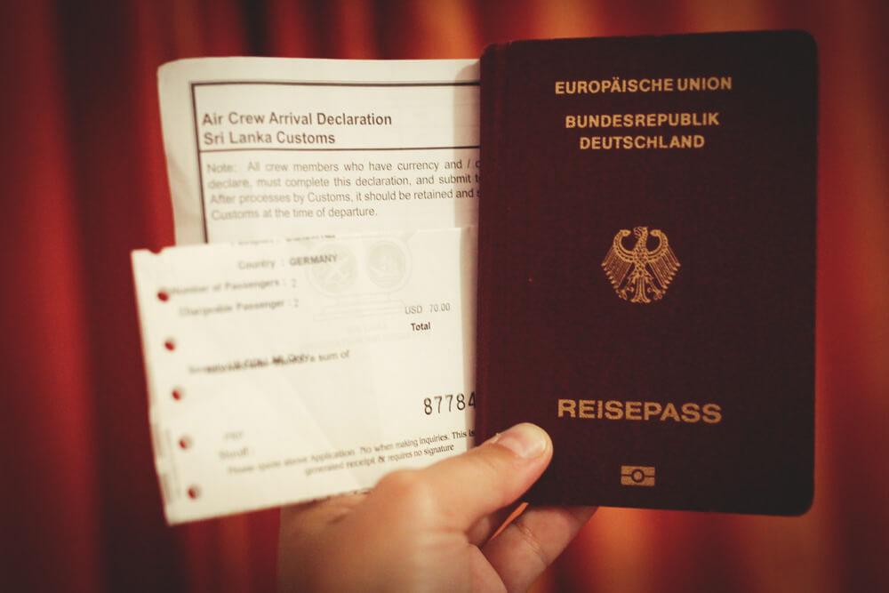 Sri-Lanka-Einreise-Visum-Reisepass-Colombo