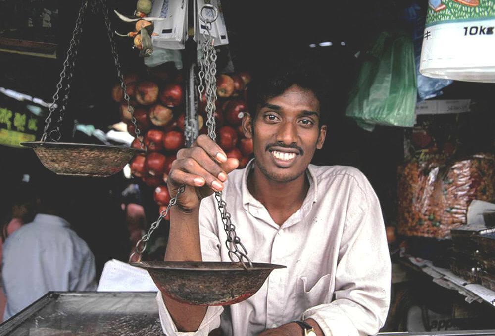 Colombo – eine völlig andere Welt!
