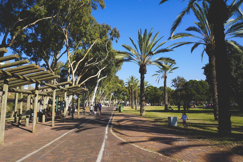 Tel-Aviv-Tipps-Hayarkon-Park