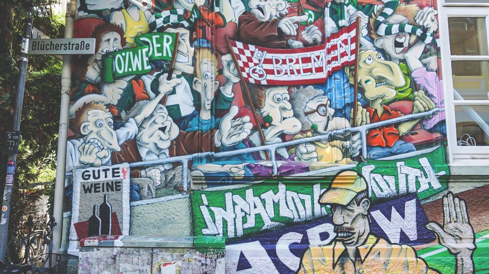 Viertel-Bremen-Hausfassade-Malerei