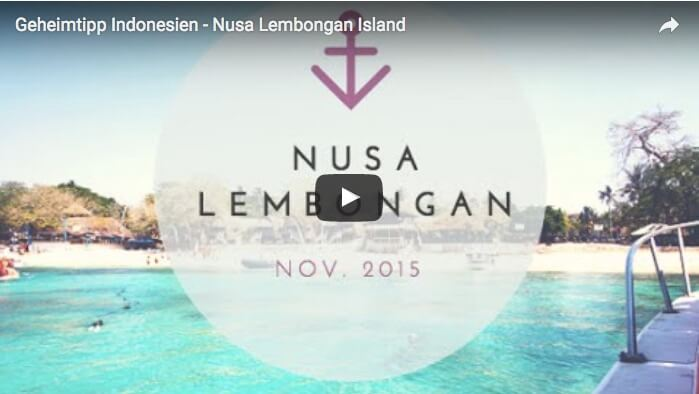 Youtube-Nusa-Lembongan