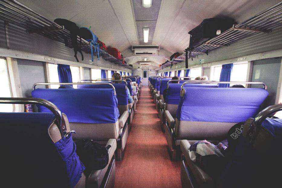 Zugreise-Java-Bandung-Zugfahrt