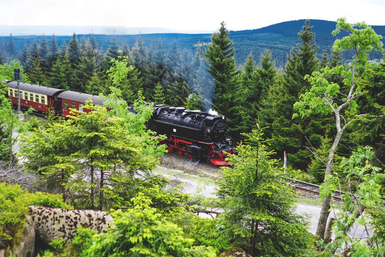 Brockenwanderung Unsere Tour Auf Den Brocken Im Harz