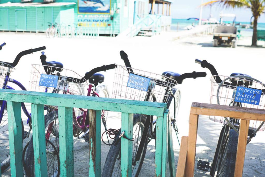 caye-caulker-fortbewegung-fahrrad-mieten