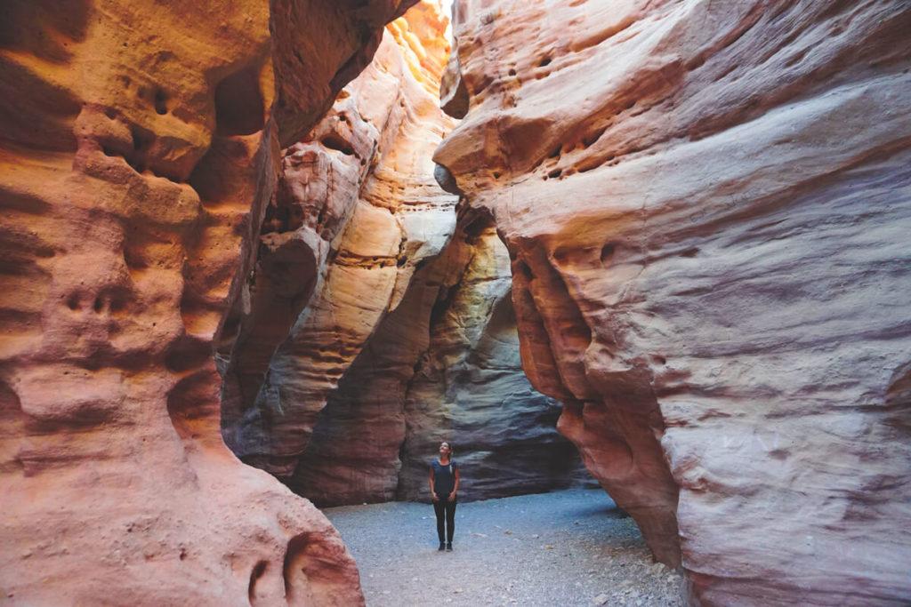 Israelreise Red Canyon Eilat Ausflug