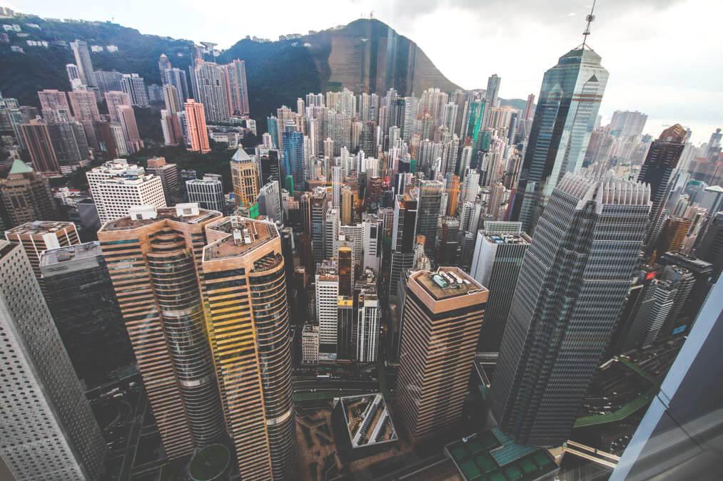 Hongkong Highlights Aussicht IFC