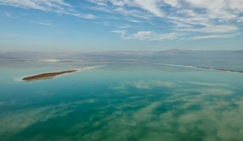 Totes Meer in Israel – Ausflug nach En Bokek am tiefsten Punkt der Erde