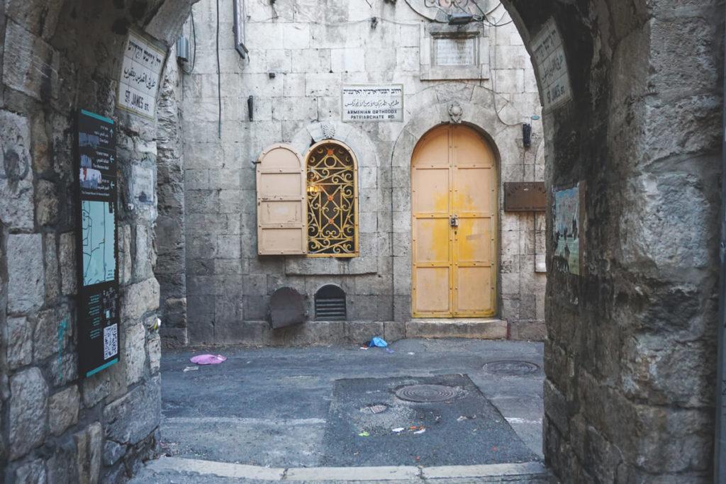 jerusalem-urlaub-reise-armenisches-viertel-1